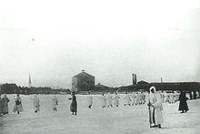 Tras el fallido ataque anterior, elEjército Rojoregresó a Kronstadt más y mejor preparado. En la imagen, soldados del Ejército Rojo vestidos con camuflaje blanco de invierno.