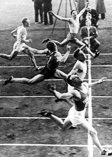 Abraham Tokazier Finnish sprinter