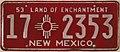 1953 New Mexico License Plate.jpg