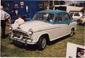 1957 Morris Isis Series II (15899680343).jpg