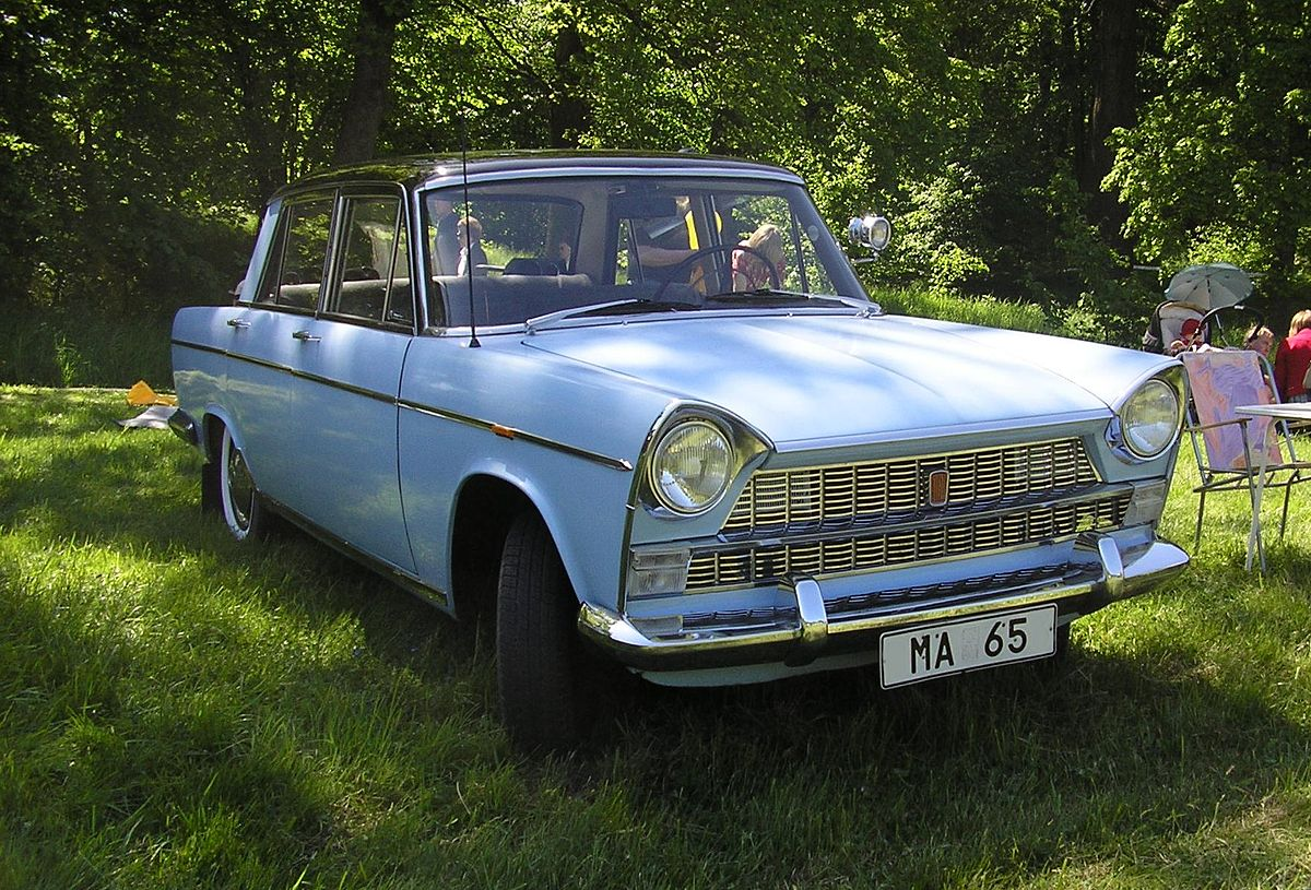 Fiat 1800 And 2100