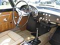 1959 Fiat Abarth 750 GT Zagato Interior (2718892382).jpg