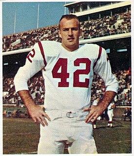 Bill Anderson (American football, born 1936) American football player