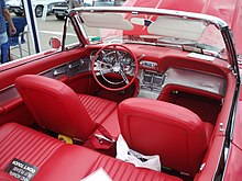 Ford Thunderbird Third Generation Wikipedia