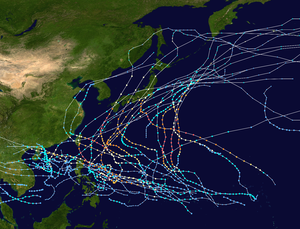 1965 Pacific typhoon season summary map.png