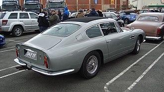 Aston Martin DB6 - Aston Martin DB6