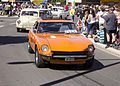 1974-1978 Datsun 260Z coupe in the SunRice Festival parade in Pine Ave.jpg