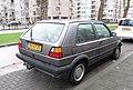 1989 Volkswagen Golf 1.3 Manhattan front.jpg