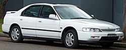 1993–1995 Accord VTi sedan (Australia)