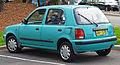 1996-1997 Nissan Micra (K11 S2) SLX 5-door hatchback 01.jpg