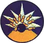 19th Bombardment Squadron - World War II - Emblem.png