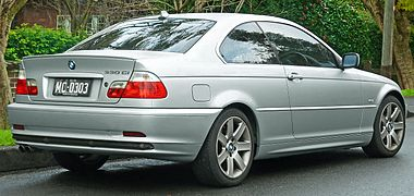 BMWE Wikipedia - Bmw 325ci 2000
