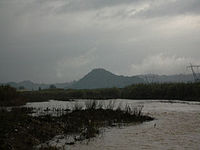 Річка албейда що дала назву місту