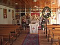 2006 july Presov Basilian monastery interier church 2.jpg