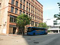 20070515 01 Megabus, 10th and Penn, Pittsburgh (21758855192).jpg