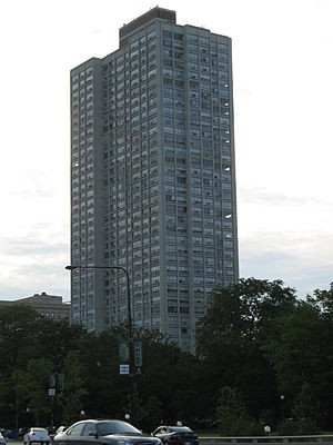 1700 East 56th Street - The tallest building in Chicago south of 13th Street