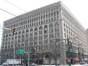 Ellicott Development Co. - Ellicott Square Building in Buffalo, New York