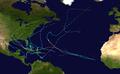 2008 Atlantic hurricane season summary map.png