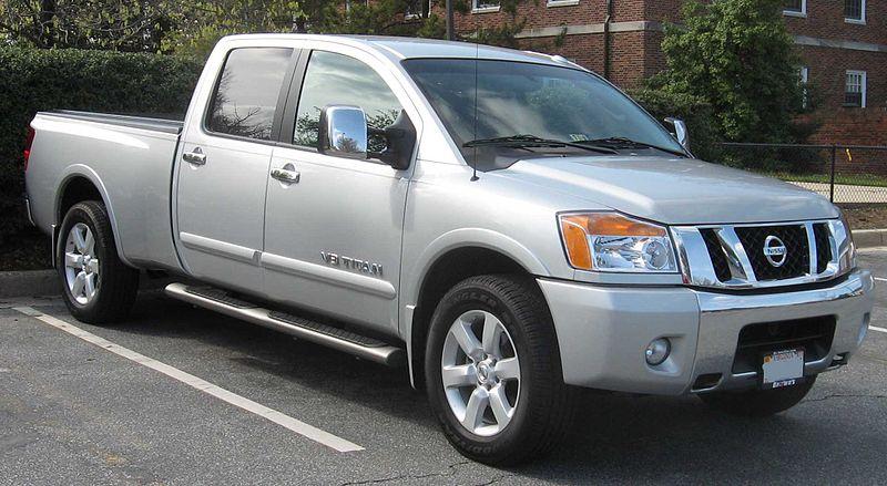File:2008 Nissan Titan long bed.jpg