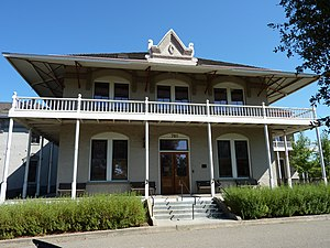 National Register of Historic Places listings in Amador County, California