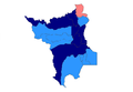 2010 Brazilian presidential election results - Roraima.PNG