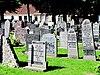 Hervormde kerk, ringweg om kerkhof