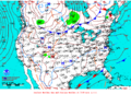 2012-02-06 Surface Weather Map NOAA.png