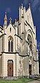 2012 Orłowa, Kościół Narodzenia NMP wraz z rzeźbami 15.jpg