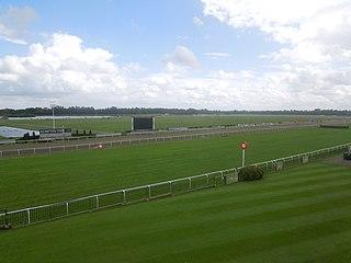 Kempton Park Racecourse horse racing venue in England