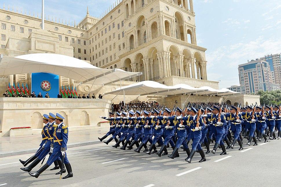 2013 Military parade in Baku 13