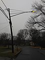 2014-12-24 15 15 43 Sodium vapor street light along Van Duyn Drive in Ewing, New Jersey.JPG