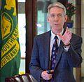 2015-05-06 John Crain at Faculty Senate.jpg