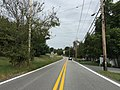 2016-09-16 15 53 08 View east along Maryland State Route 985 (Old Frederick Road) just east of Rogers Avenue in Ellicott City, Howard County, Maryland.jpg