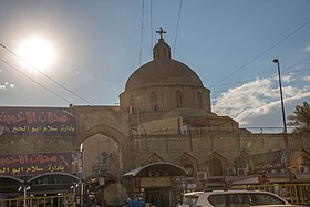 20160102-Baghdad Church 2016 Shorja, Iraq.jpg