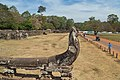 2016 Angkor, Angkor Thom, Taras Słoni (30).jpg
