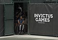 2016 Invictus Games, US Team play New Zealand in wheelchair tennis 160511-D-BB251-009.jpg