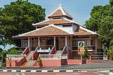 2016 Malakka, Informacja turystyczna (01).jpg