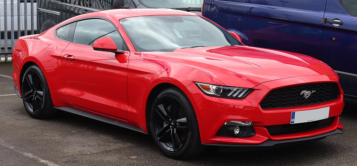 Ford Mustang 2.3 Tuning