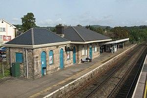 Chepstow railway station - Chepstow station