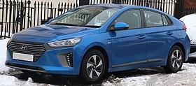 2018 Hyundai Ioniq Se Hev S A 1 6 Front Jpg