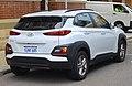 2018 Hyundai Kona (OS MY18) Active 2WD wagon (2018-10-12) 02.jpg