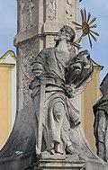 2018 Pomnik Trójcy Świętej w Lądku-Zdroju 05.jpg