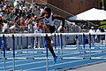2018 USATF Outdoor National Championships SPC Marcus Maxey, 110m Hurdles (41180527550).jpg