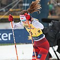 2019-01-13 Women's Teamsprint Semifinals (Heat 2) at the at FIS Cross-Country World Cup Dresden by Sandro Halank–140.jpg