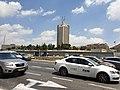 20190617 113942 Taxi in Sderot Rabin, Jerusalem. June 2019.jpg