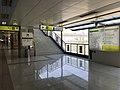 201908 Westbound Platform of L2 Niujiaotuo Station.jpg
