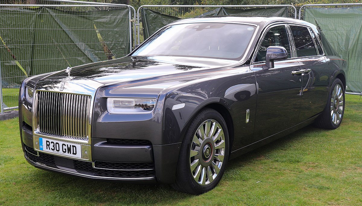 Rolls Royce Phantom Viii Wikipedia