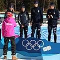 2020-01-15 Biathlon at the 2020 Winter Youth Olympics – Mixed Relay – Mascot Ceremony (Martin Rulsch) 38.jpg