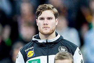 Johannes Golla German handball player