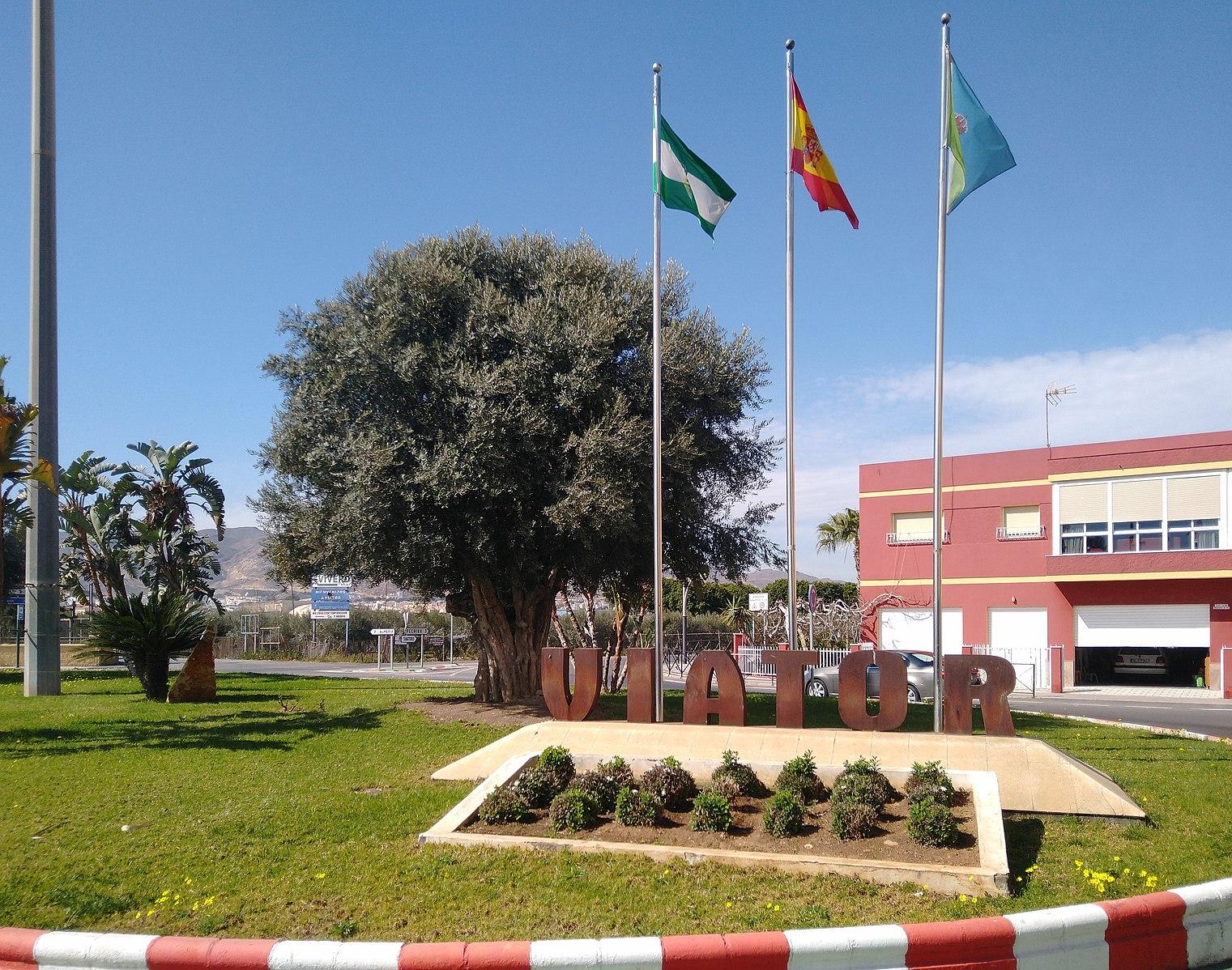 Viator, Almería